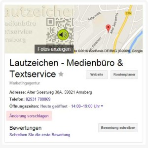Knowledge-Panel in den SERPs